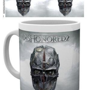 Posters Hrnek Dishonored 2 - Keyart - Posters