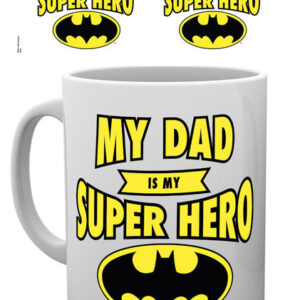 Posters Hrnek DC Comics - Batman Dad Superhero - Posters