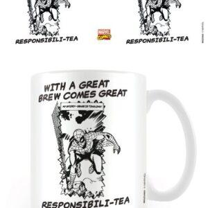 Posters Hrnek Marvel Retro - Great Responsibili-tea - Posters