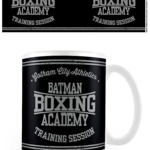 Posters Hrnek Batman - Boxing Academy - Posters