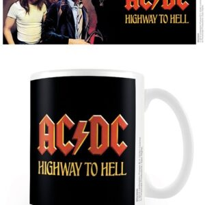 Posters Hrnek AC/DC - Highway To Hell - Posters
