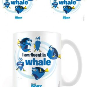 Posters Hrnek Hledá se Dory - I Am Fluent In Whale - Posters