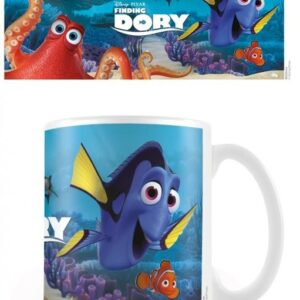 Posters Hrnek Hledá se Dory - Characters - Posters
