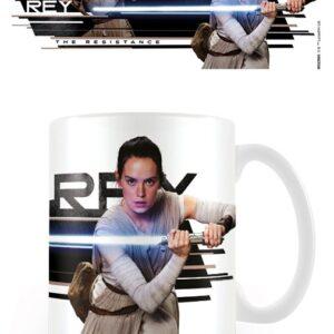 Posters Hrnek Star Wars VII - Rey Character - Posters