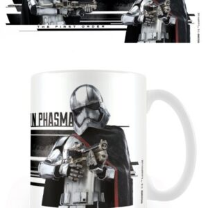 Posters Hrnek Star Wars VII - Captain Phasma Character - Posters