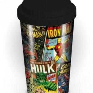 Posters Hrnek Marvel Retro - Covers - Posters