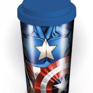 Posters Hrnek Marvel - Captain America Torso - Posters