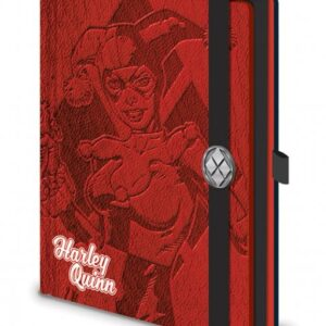 Posters DC Comics - Harley Quinn Premium A5 Notebook Psací potřeby - Posters