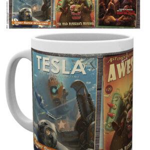 Posters Hrnek Fallout - Comics - Posters