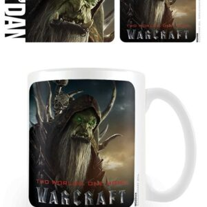 Posters Hrnek Warcraft: První střet - Gul'Dan - Posters