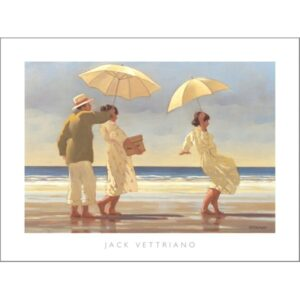 Posters Reprodukce Jack Vettriano - The Picnic Party