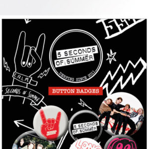 Posters Placka 5 SECONDS OF SUMMER - Mix 2 - Posters