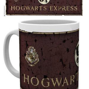 Posters Hrnek Harry Potter - Platform 9 3/4 - Posters