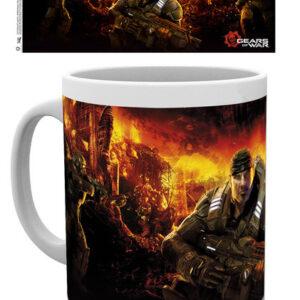 Posters Hrnek Gears Of War 4 - Keyart 4 - Posters