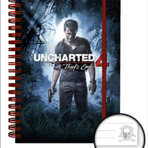 Posters Uncharted 4 - Cover Psací potřeby - Posters