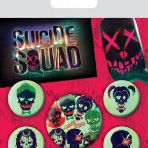 Posters Placka Sebevražedný oddíl - Skulls - Posters