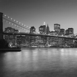 Posters Fototapeta Brooklyn Bridge - New York