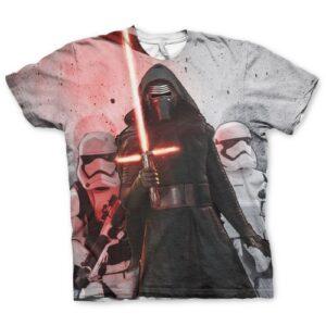 Tričko Star Wars - Kylo Ren s Troopery