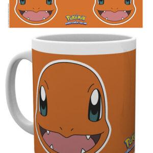 Posters Hrnek Pokémon - Charmander Face - Posters