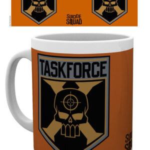 Posters Hrnek Sebevražedný oddíl - Taskforce - Posters