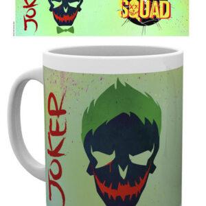 Posters Hrnek Sebevražedný oddíl - Joker Skull - Posters