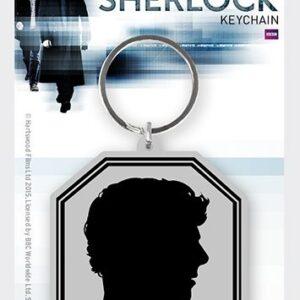 Posters Klíčenka Sherlock - Silhouette - Posters
