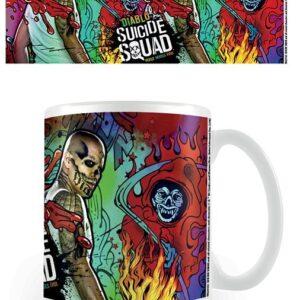 Posters Hrnek Sebevražedný oddíl - Diablo Crazy - Posters