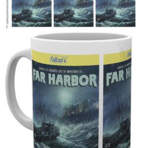 Posters Hrnek Fallout 4 - Far Harbor - Posters