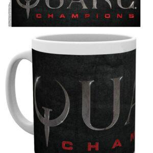 Posters Hrnek Quake - Logo - Posters
