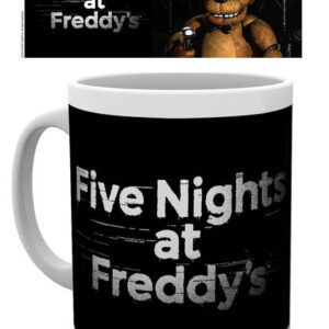 Posters Hrnek Five Nights At Freddy's - Logo - Posters