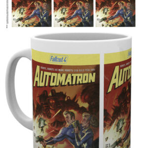 Posters Hrnek Fallout 4 - Automatron - Posters