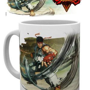 Posters Hrnek Street Fighter 5 - Ryu - Posters