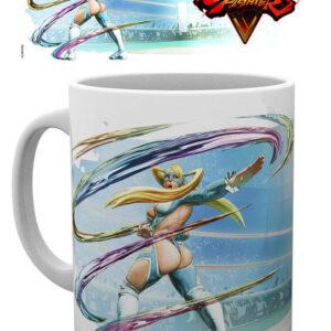 Posters Hrnek Street Fighter 5 - R Mika - Posters