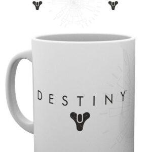 Posters Hrnek Destiny - Logo - Posters