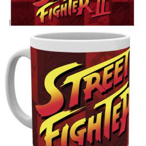 Posters Hrnek Street Fighter - Logo - Posters