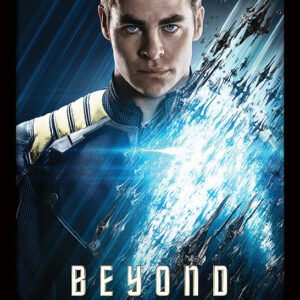 Posters Star Trek: Do neznáma - Kirk rám s plexisklem - Posters