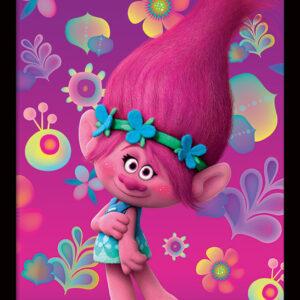 Posters Trollové - Poppy rám s plexisklem - Posters