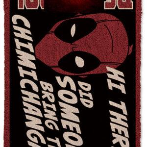 Posters Rohožka Deadpool - Posters