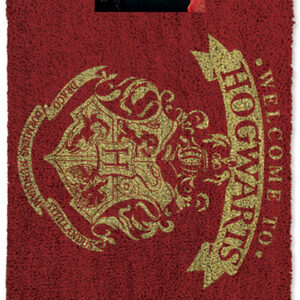 Posters Rohožka Harry Potter - Welcome to Hogwarts - Posters