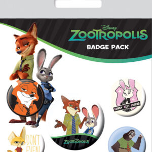 Posters Placka Zootropolis: Město zvířat - Bunny Best Friend - Posters