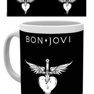 Posters Hrnek Bon Jovi - Logo - Posters