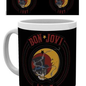Posters Hrnek Bon Jovi - 1987 - Posters
