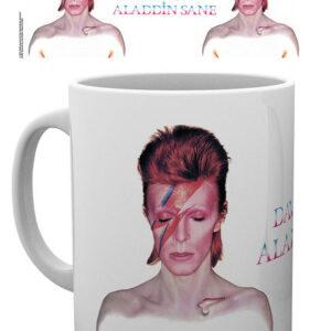 Posters Hrnek David Bowie - Aladdin Sane - Posters