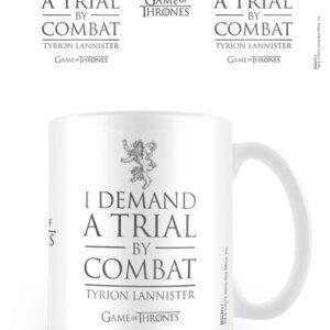 Posters Hrnek Hra o Trůny - Trial By Combat - Posters