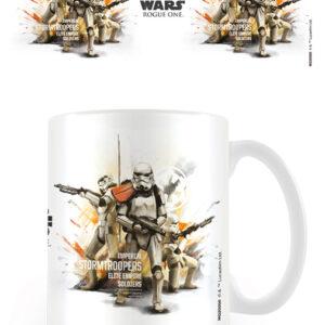 Posters Hrnek Rogue One: Star Wars Story - Stormtrooper Profile - Posters