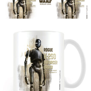 Posters Hrnek Rogue One: Star Wars Story - K2s0 Profile - Posters