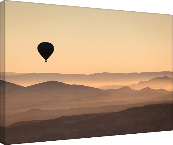 Posters Obraz na plátně David Clapp - Cappadocia Balloon Ride