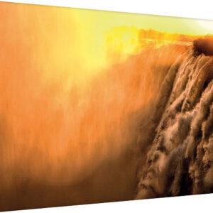 Posters Obraz na plátně Mario Moreno - Steamy Falls