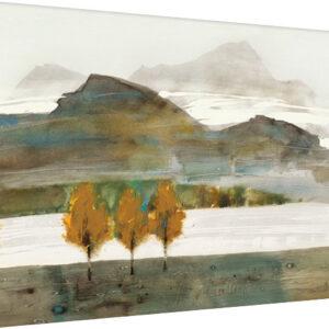 Posters Obraz na plátně Law Wai Hin - Autumn Trees II