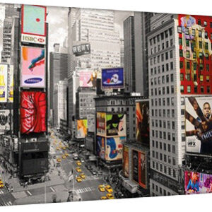 Posters Obraz na plátně New York - time square